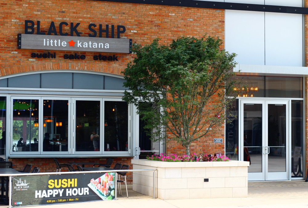 Black Ship, Little Katana, sushi, sake, steak, Lamar, downtown Dallas